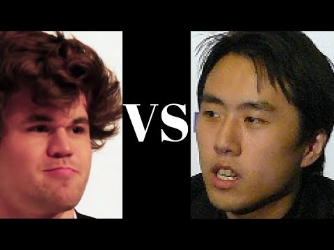 Mega-exciting Chess game: Magnus Carlsen vs Bu Xiangzhi World Cup (2017)