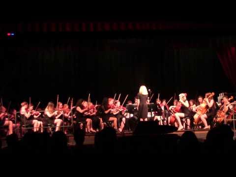 Haddon Township High School Orchestra 6.4.15