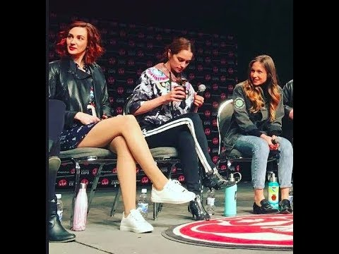 Wynonna Earp Cast Panel Calgary Expo 2018