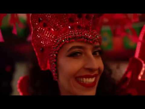 Fantasy - Amazing Brazilian Dancers   Rio Carnival Package
