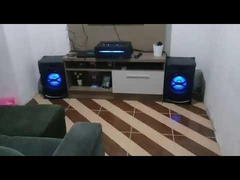 Sony x3d tocando Hungria