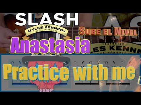 Slash – Anastasia – Intro rock – Practice With Me