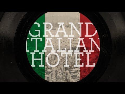 ilPALLONEinDECADI - Il Grand Italian Hotel