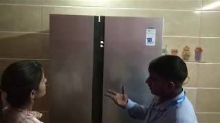 Haier Side by Side Inverter Refrigerator Starting Procedure