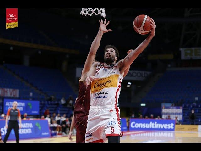 [Fullmatch] Carpegna Prosciutto Basket Pesaro - Umana Reyer Venezia : 65-78