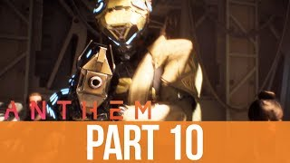 ANTHEM Gameplay Walkthrough Part 10 - DEAR DIARY (Full Game)