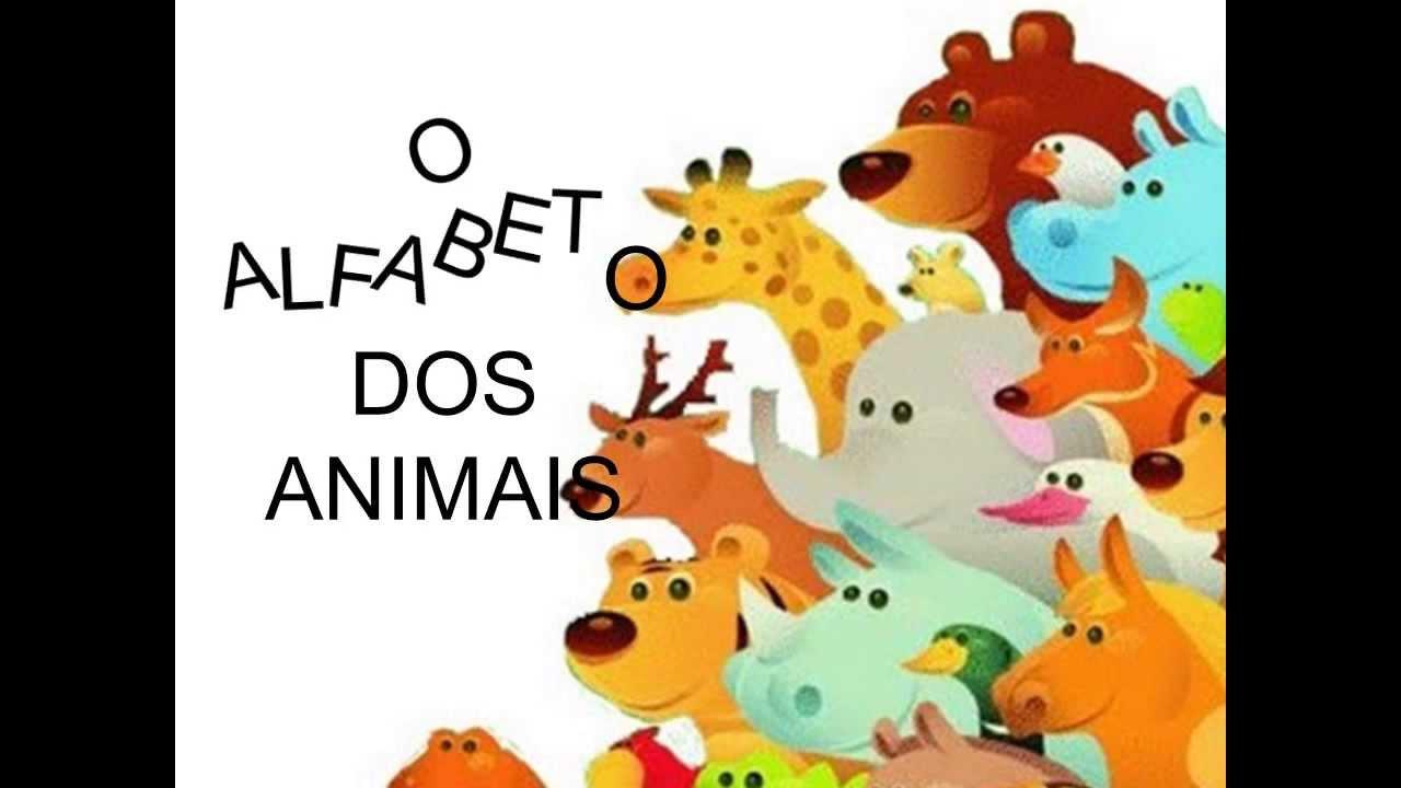 Top O ALFABETO DOS ANIMAIS - YouTube VD14