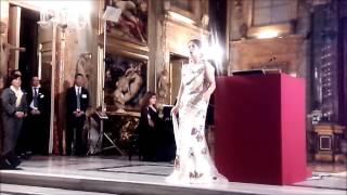 2015年4月20日ローマ コロンナ宮殿で行われたレセプションパーティーで...