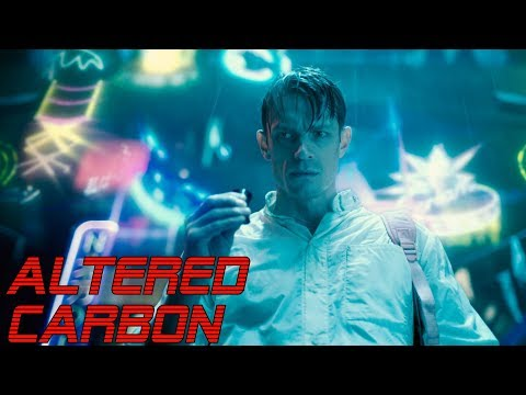 'ALTERED CARBON' | Best of Synthwave and Cyberpunk Music Mix