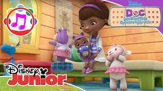 Die beste große Schwester - ♫ Songs von Doc McStuffins | Disney Junior Musik