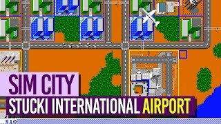 SIM CITY [PC] [1989] [011] - Stuckenborstel International Airport