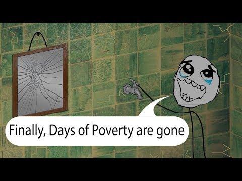 When poor gamer goes to school
