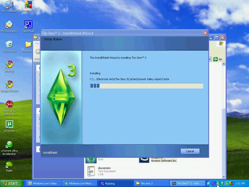 ea downloading manager