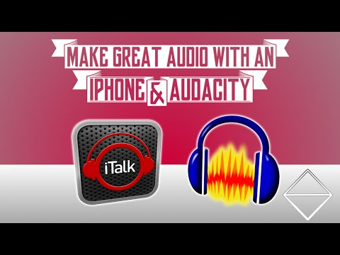 HOW TO: Make Great Vocals With Just An IPhone + Audacity!