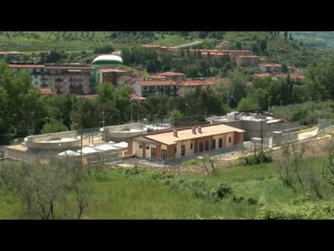 Le vie dell 39 acqua l 39 impianto di potabilizzazione di pontassieve youtube - Depurare l acqua di casa ...