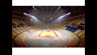 Top 8 Greek Basketball Arenas