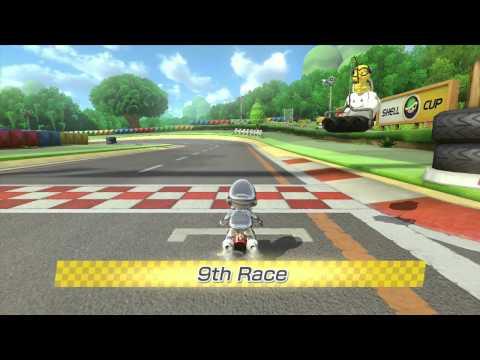 BONUS: Mario Kart 8 Tournament - Week 11 (Andre - LateXplain)