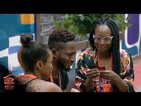 Big Brother Double Wahala 48: Reveling in the Rewards
