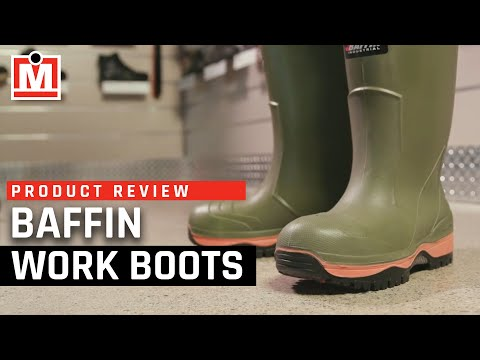 Product Review: Baffin Icebear  Work Boots