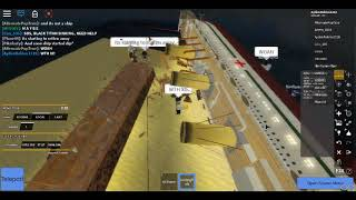 The Wreck of the RMS Ocean / SS Tsunami | Roblox TSS