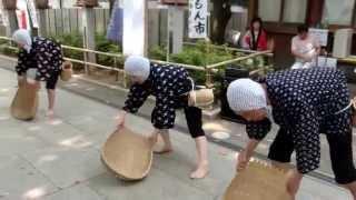 時代屋武ちゃんの時代屋一座 群舞「どじょうすくい踊り」