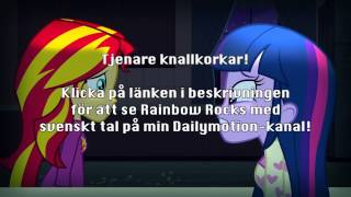 [Swedish] Equestria Girls: Rainbow Rocks - Full Movie on Dailymotion
