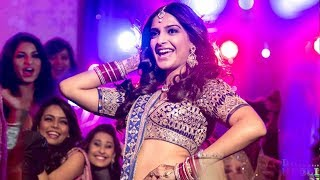Sonam Kapoor's Dance At WEDDING Sangeet Ceremony Rehearsals