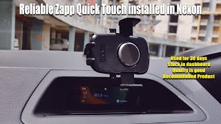 Finally found a reliable Phone holder - Used for 30 days before posting video - Zapp Quick Touch One