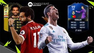 Топ 20 игроков в Fifa 19 / Карточки в Фифа 19 ???? Console Guyz ™️
