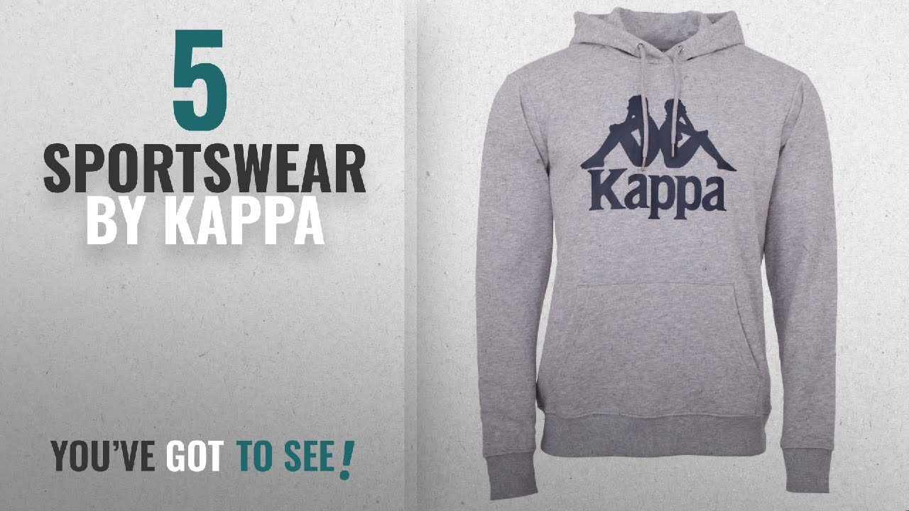 Top 10 Kappa Sportswear [2018]: Kappa Men's Taino Sweatshirt