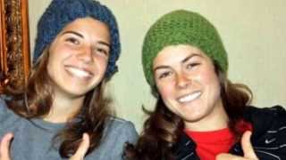 Tobin Heath and Kelley O'Hara