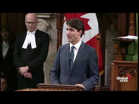 Justin Trudeau Attacks Trump!!