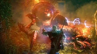Secrets Of Loc Muinne: Monsters (Witcher 2   Geralt, Cynthia, Adalbert)