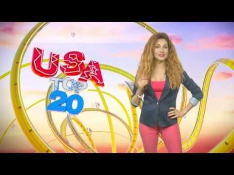 USA TOP 20 с Юлией Тойвонен на канале Music Box UA (эфир от 27.04.15)