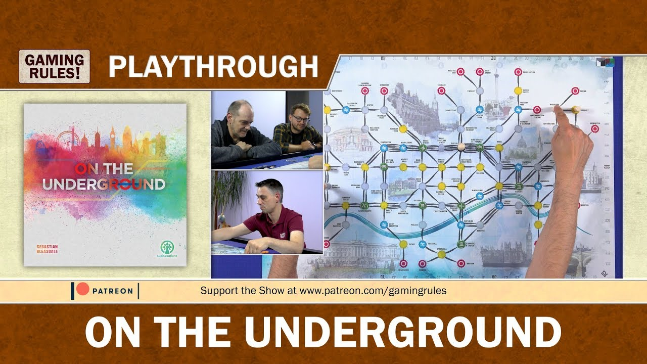 On the Underground: London / Berlin by LudiCreations — Kickstarter