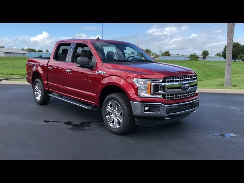 2019 Ford F-150 Okeechobee, Port St. Lucie, West Palm Beach, Fort Pierce, Vero Beach, FL KFD50419NF