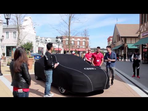 April 2017 Audi Sport Meetup - Audi Richmond