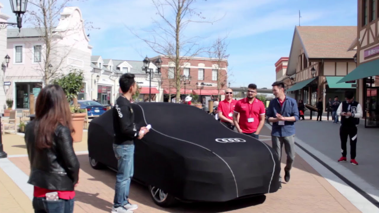 April 2017 Audi Sport Meetup Richmond