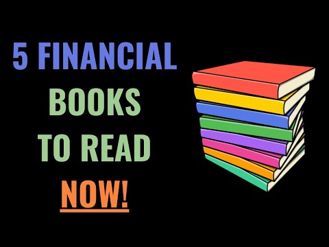 5 Financial Books to Read NOW! | Best Books On Money