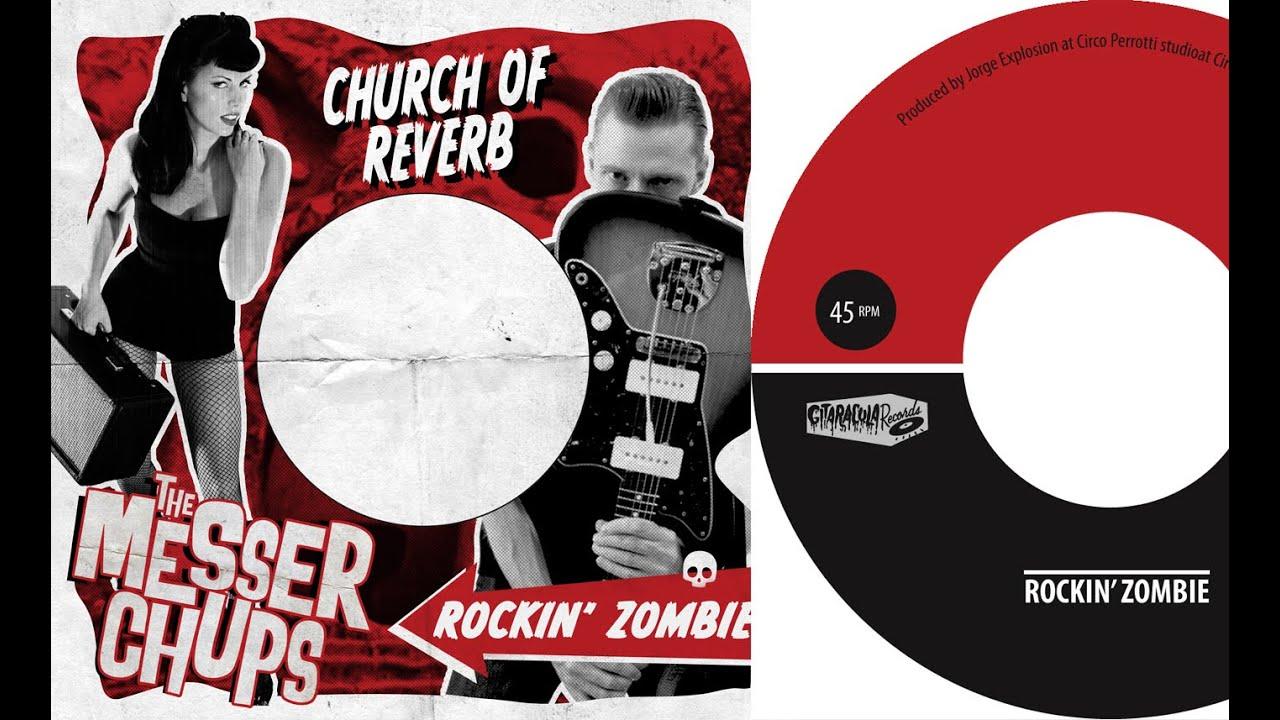 Messer Chups- Rockin' Zombie