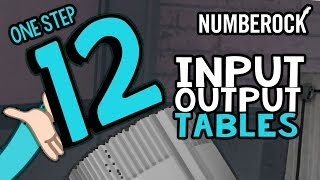 Input Output Tables Song | 4th Grade | Finding the Rule of A Function