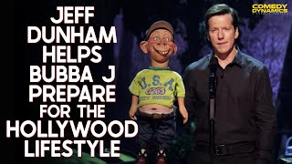 Jeff Dunham Helps Bubba J Prepare For The Hollywood Lifestyle