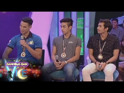 GGV: Vice shows surprise with 2017 SEA Games boxing gold medalist's accent