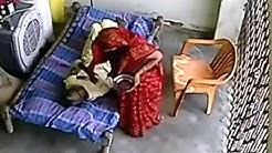 Caught on camera: Woman brutally assaulting her bedridden mother-in-law