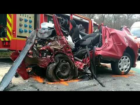 Accident mortel sur la R979 en Haute-Vienne