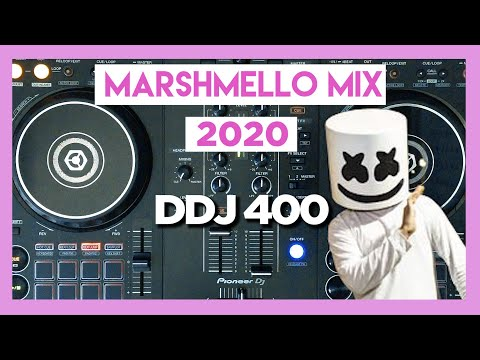 Marshmello Mix 2018 | DDJ 400