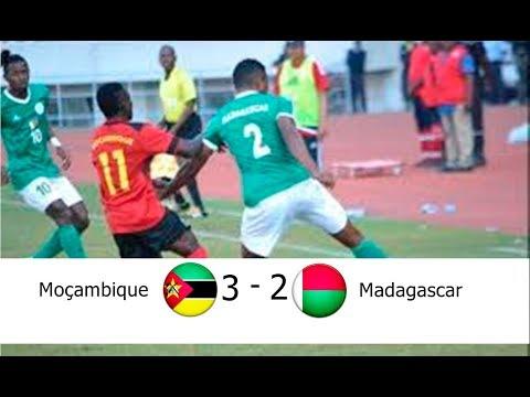 Moçambique 3 - 2 Madagascar