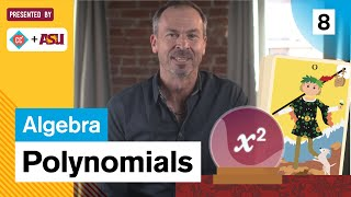 Polynomials and Imaginary Numbers: Study Hall Algebra #8: ASU + Crash Course