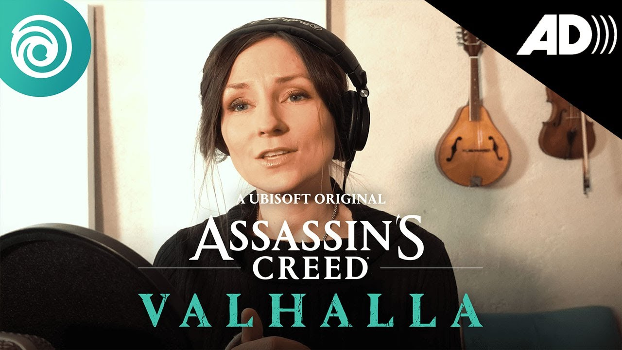ASSASSIN'S CREED VALHALLA: BEHIND THE MUSIC OF WRATH OF THE DRUIDS #AudioDescription