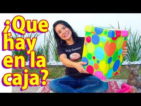 ABRIENDO CAJA LLENA DE JUGUETES Y SORPRESAS | AnaNana Toys